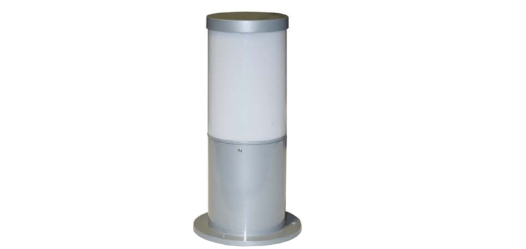 Alüminyum Metal Bollards
